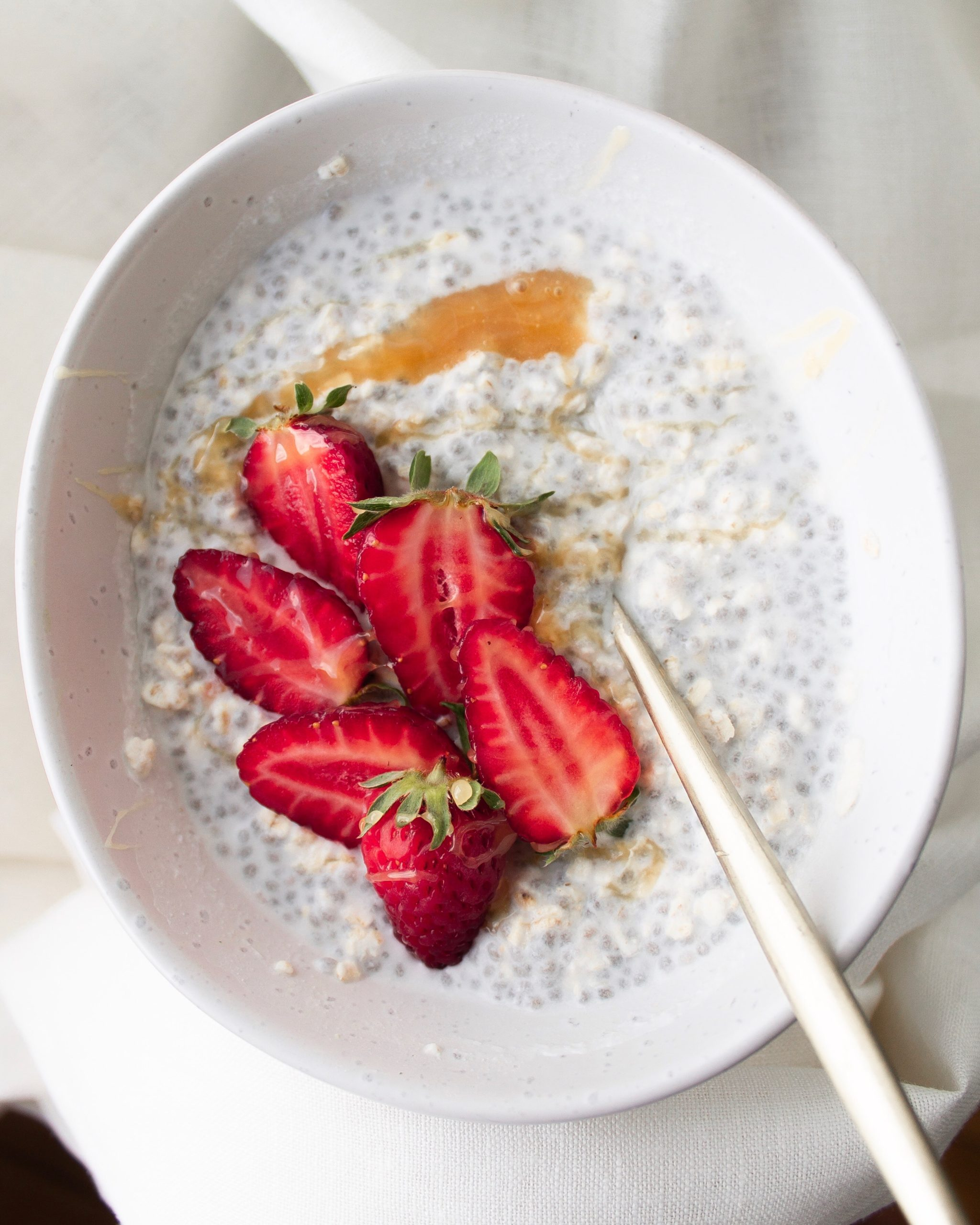 Recipe: Vanilla Chia Seed Pudding