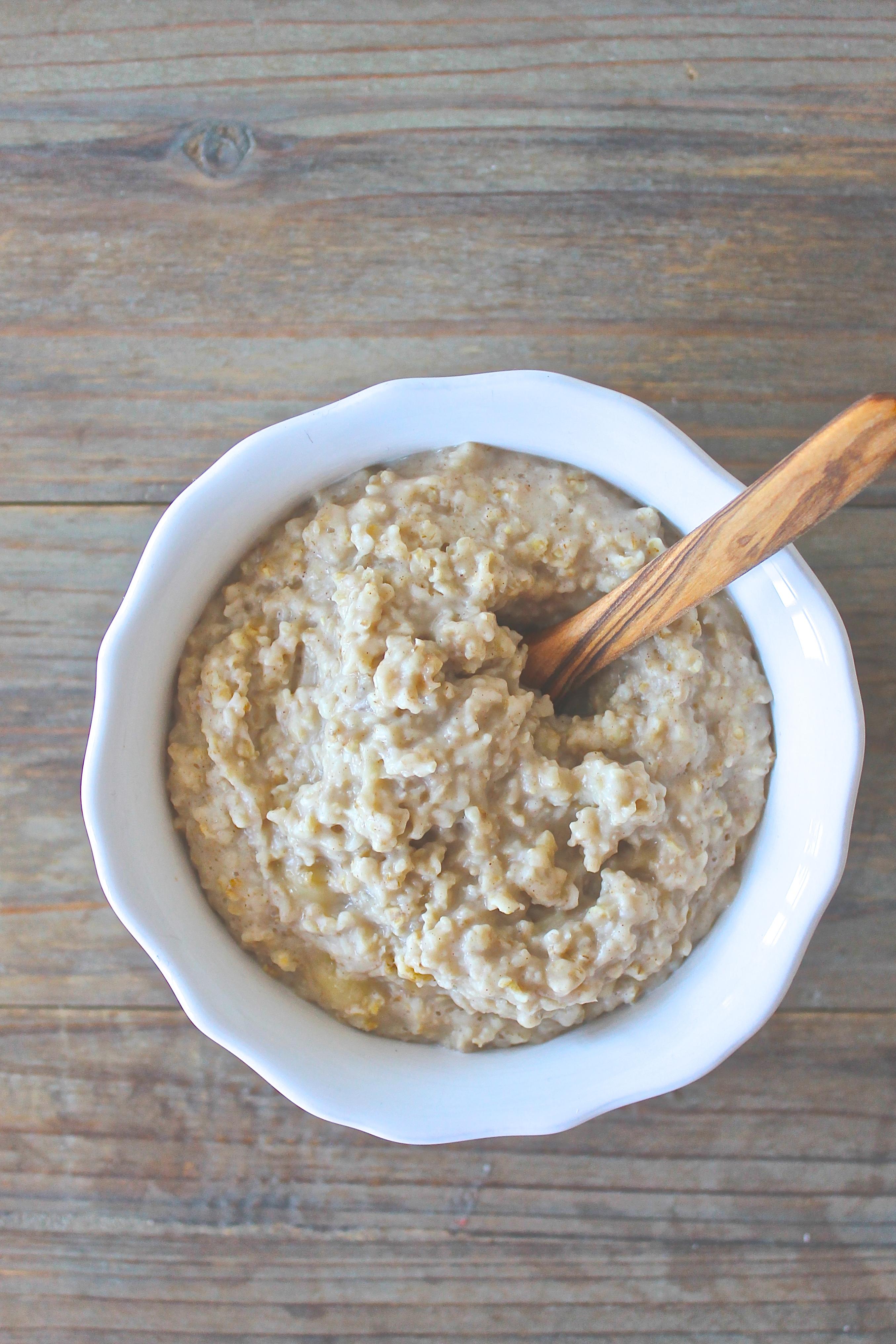 Easiest Breakfast Porridge