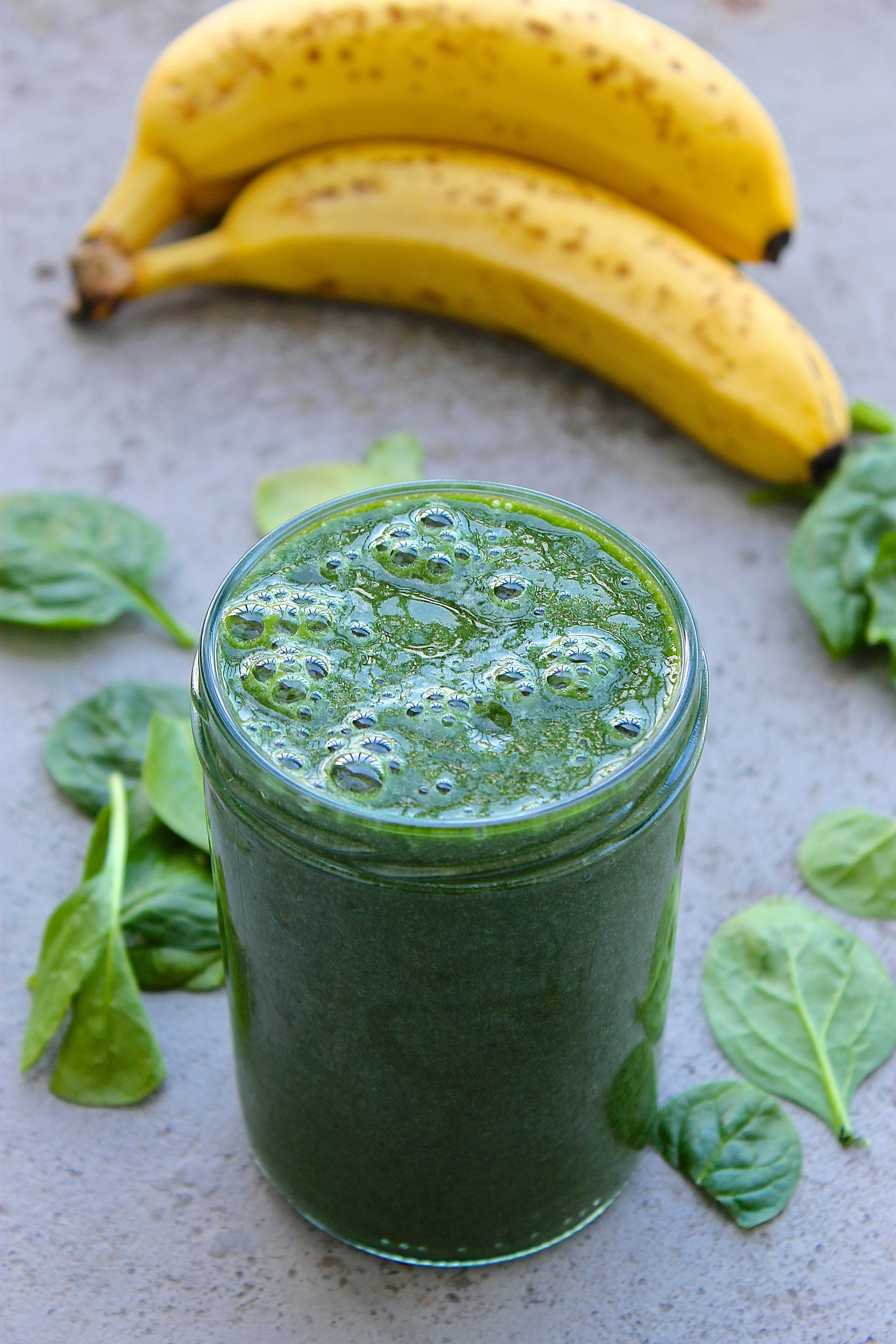 Spinach & Spirulina Smoothie