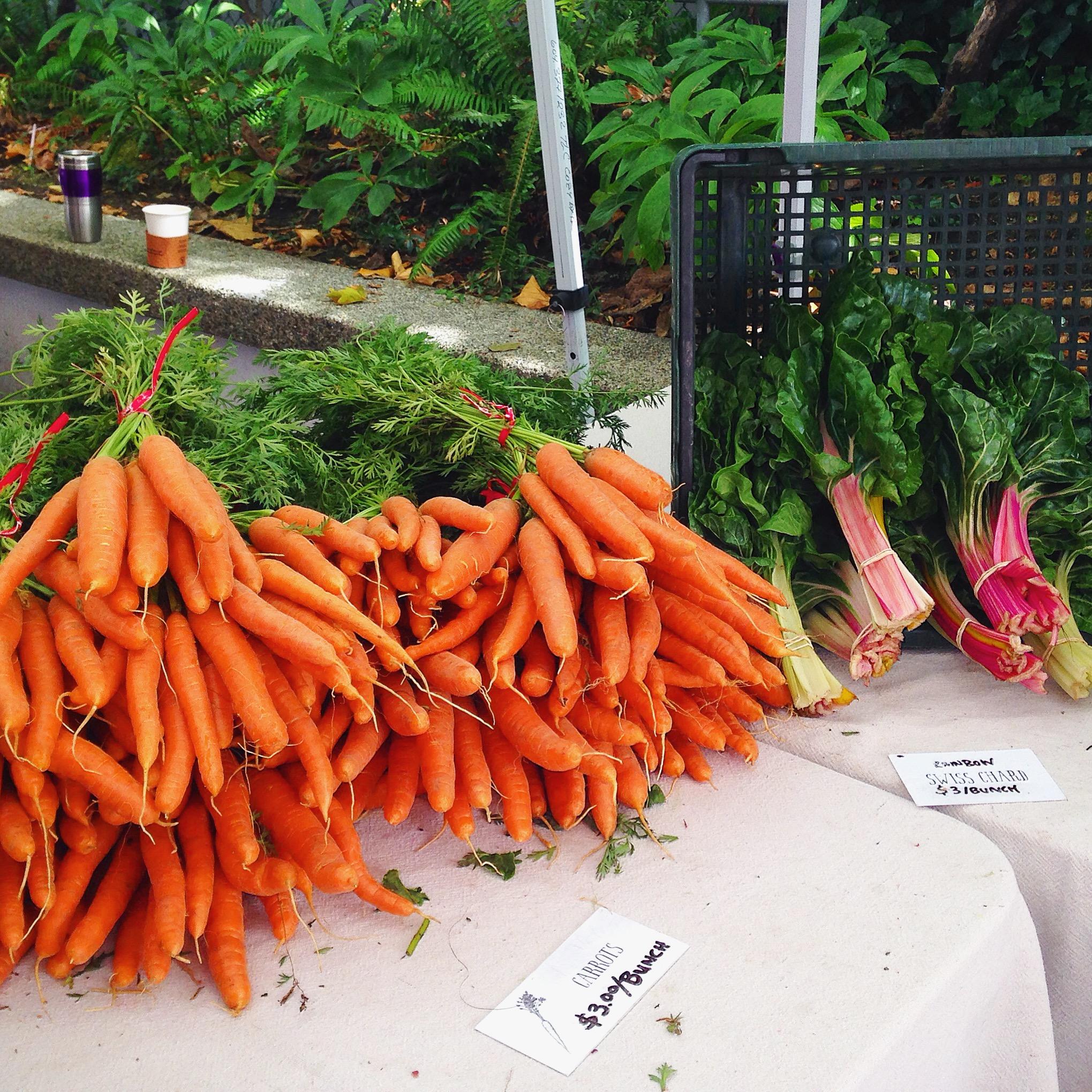 Carrots_Market