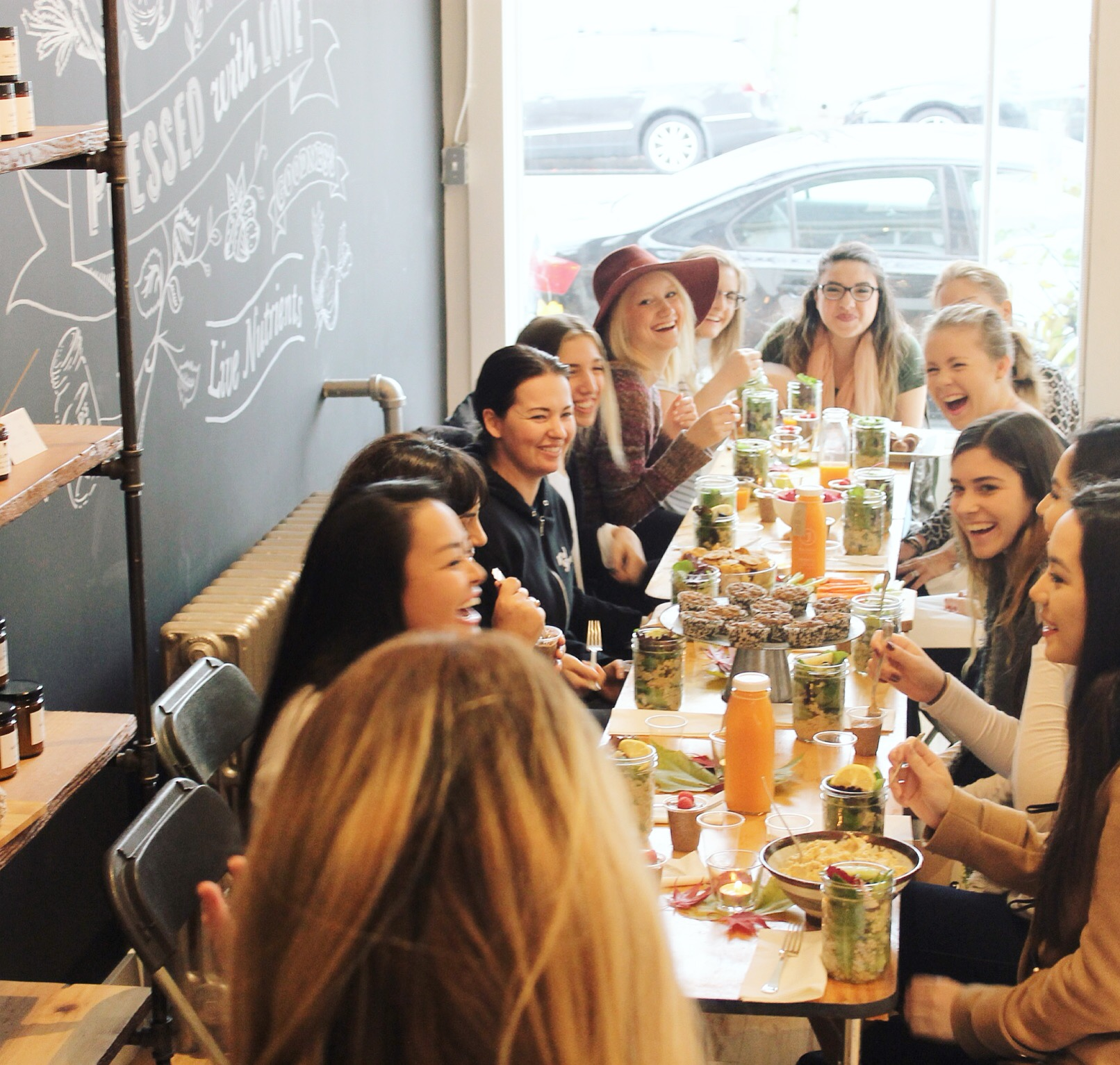 Plant-Based Brunch at The Juicery Co!