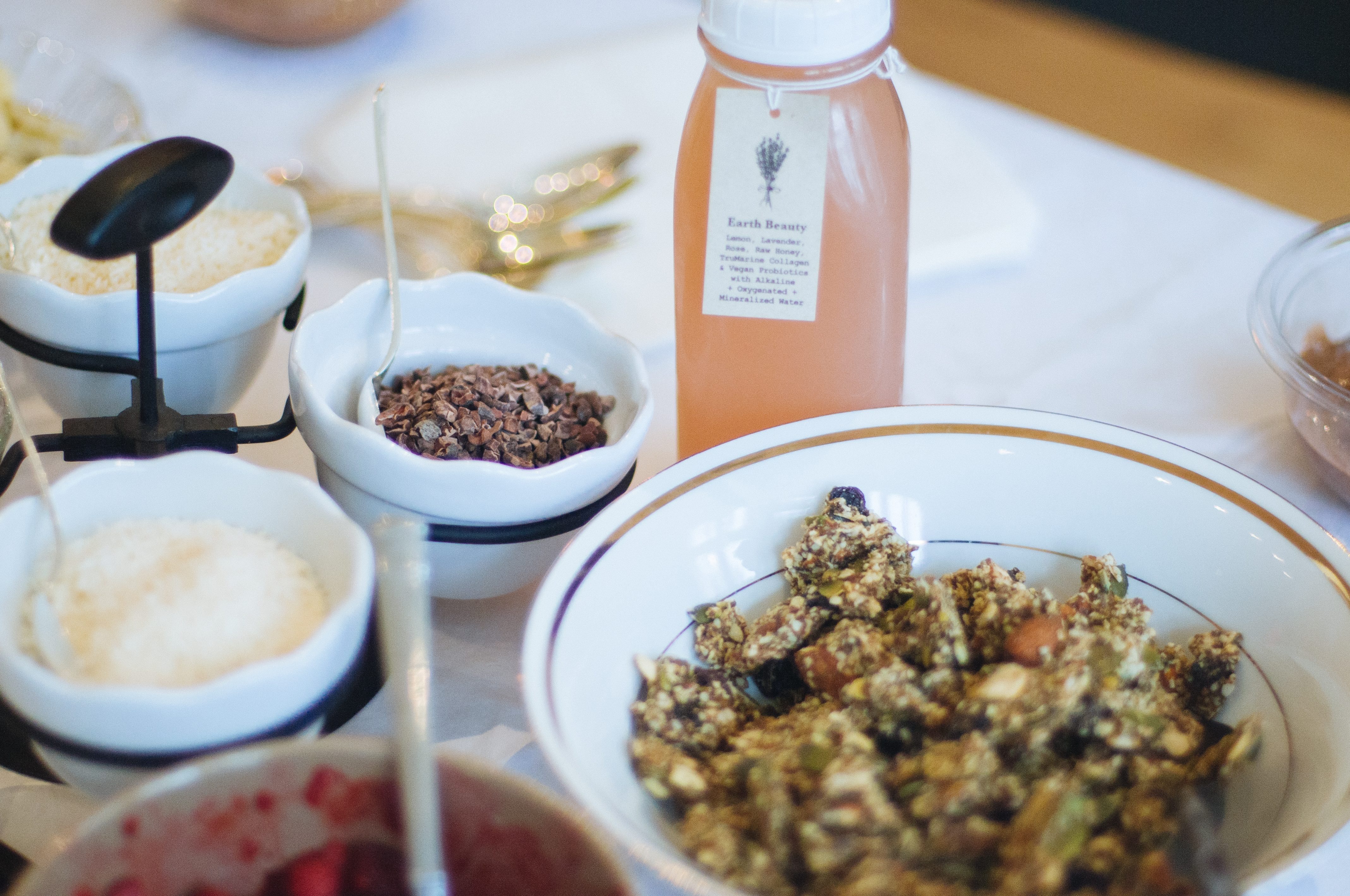 THE PURE LIFE Plant-Based Brunch & Yoga
