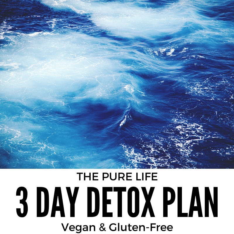 3-Day Pure Life Detox Plan