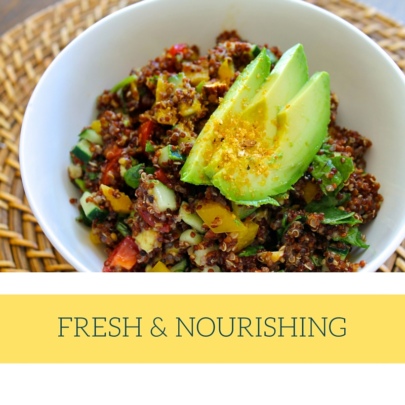 SUMMER QUINOA SALAD 2