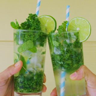 The Kale Mojito - The Pure Life