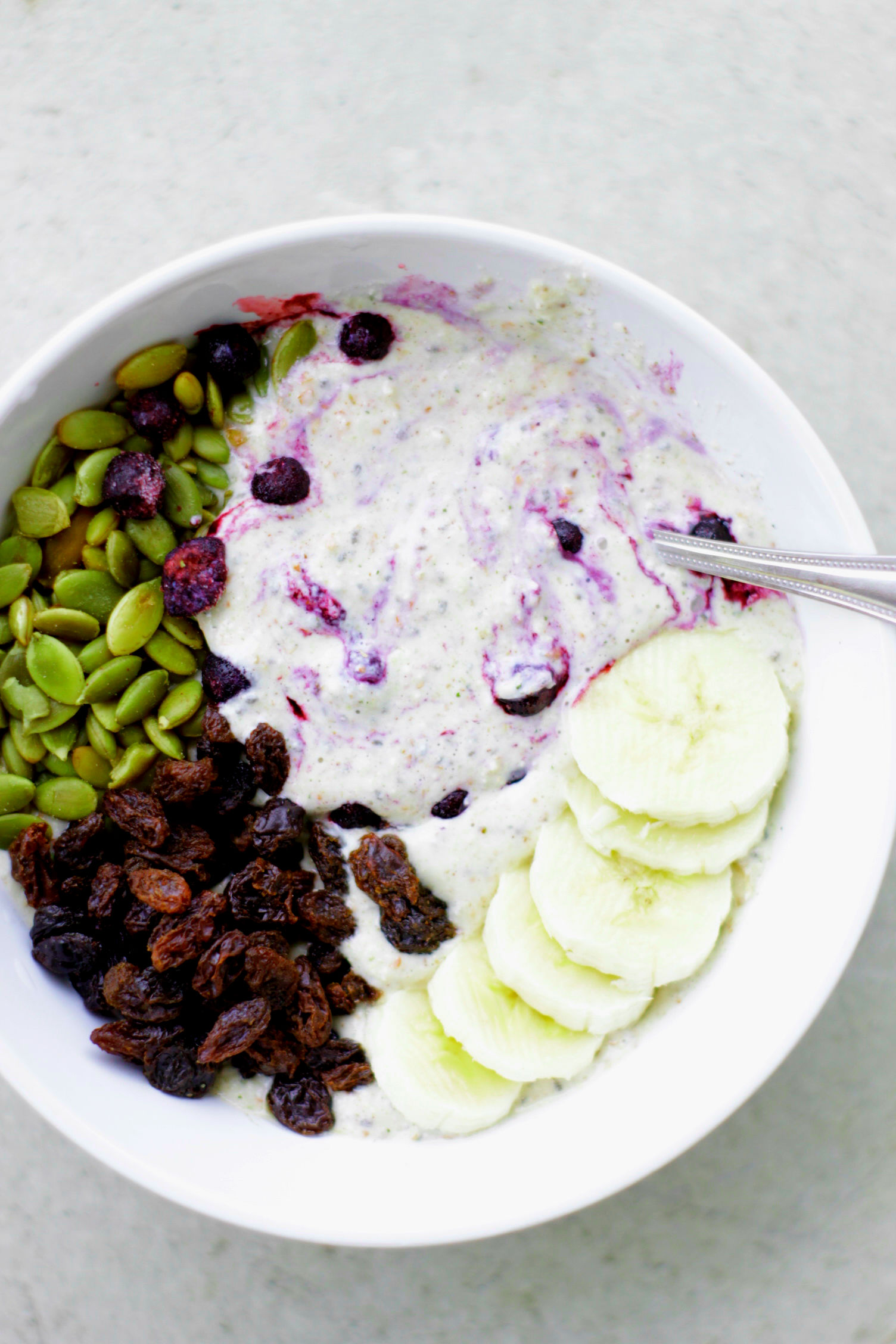 Beauty Bircher Bowl