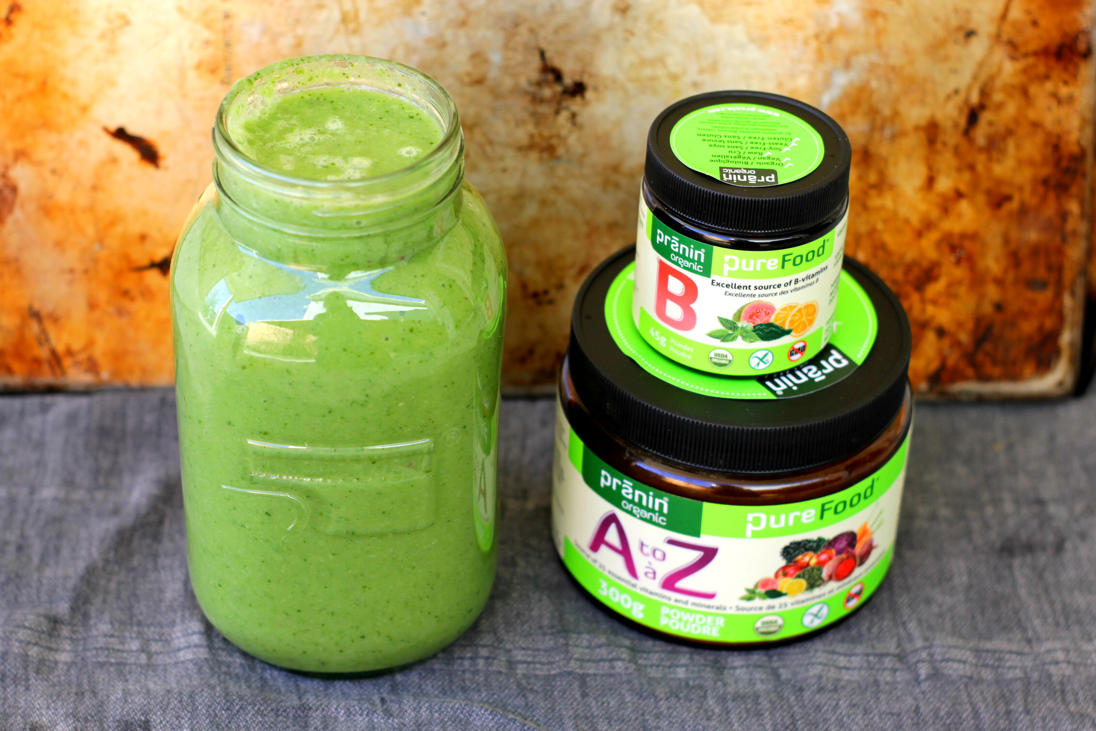 The Everyday Green Smoothie