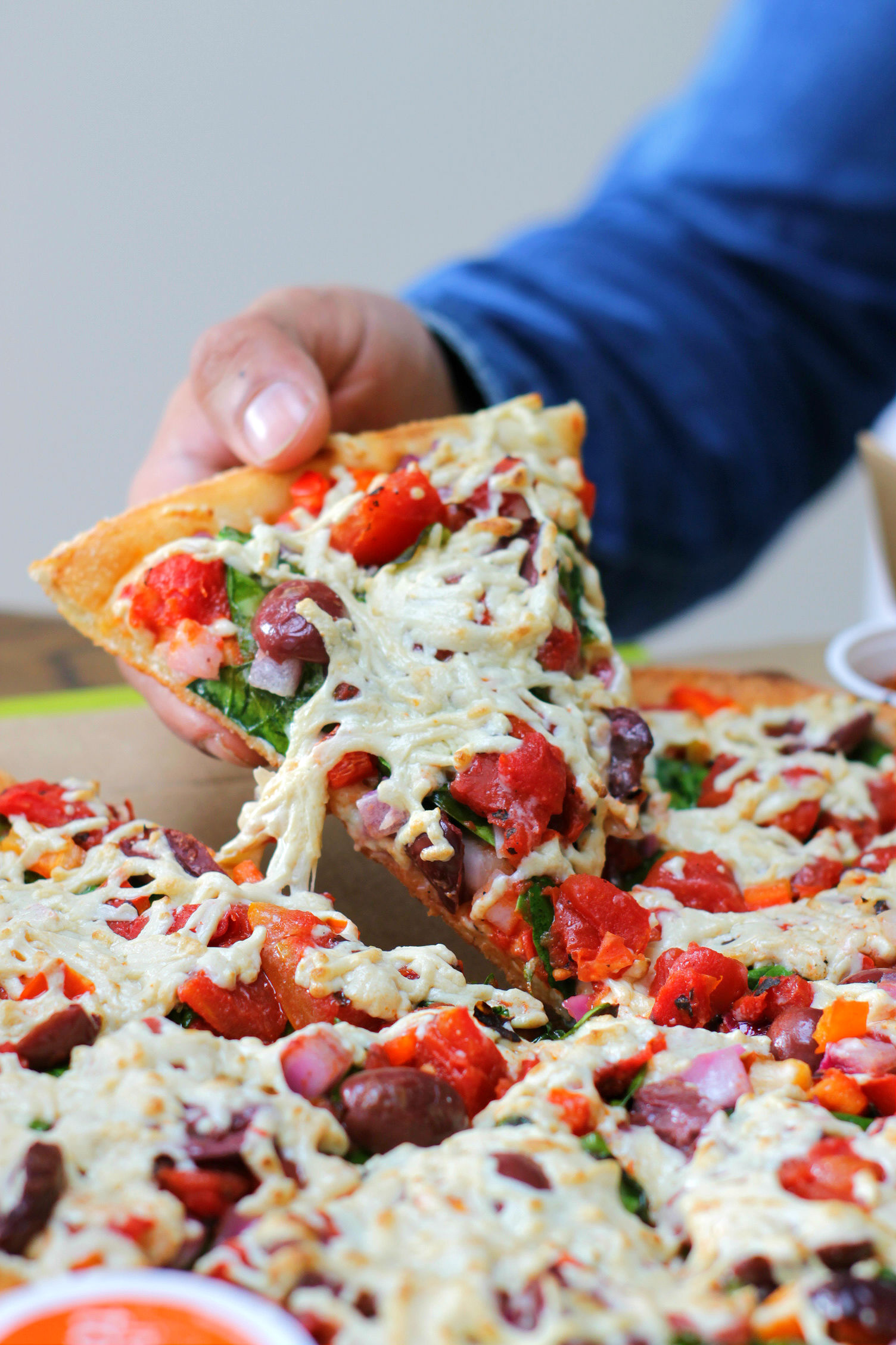 Why You Shouldn't Feel Guilty Eating Pizza