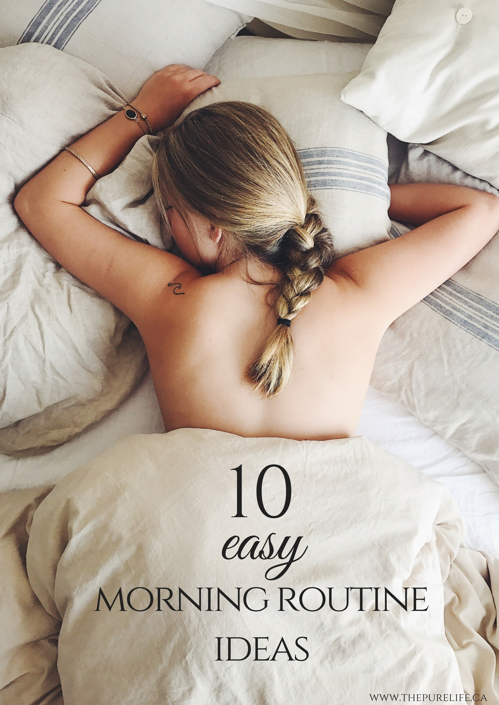 10 Easy Morning Routine Ideas