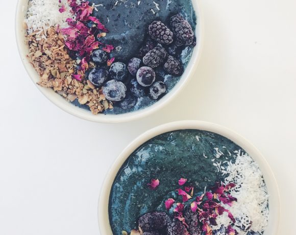 Unicorn Smoothie Bowls (Low-Sugar Option)