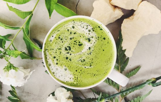The Benefits of Matcha & My Caffeine Journey