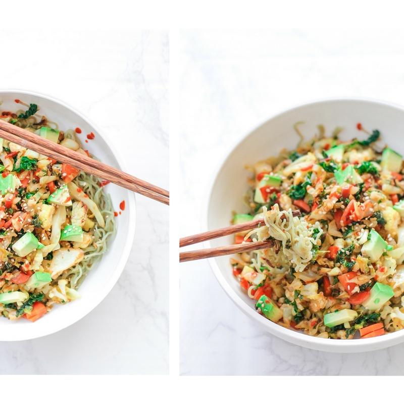 Wok-Fried Asian Style Veggies