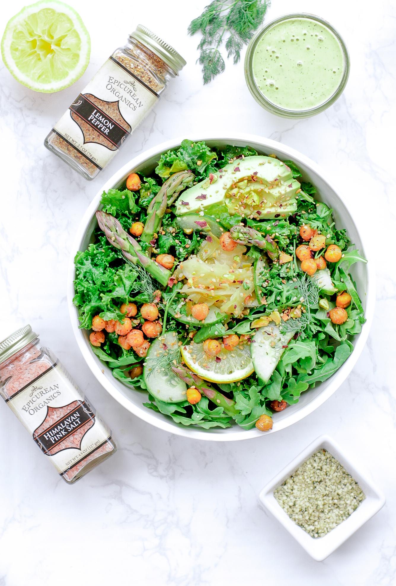 Salad Booster Hacks