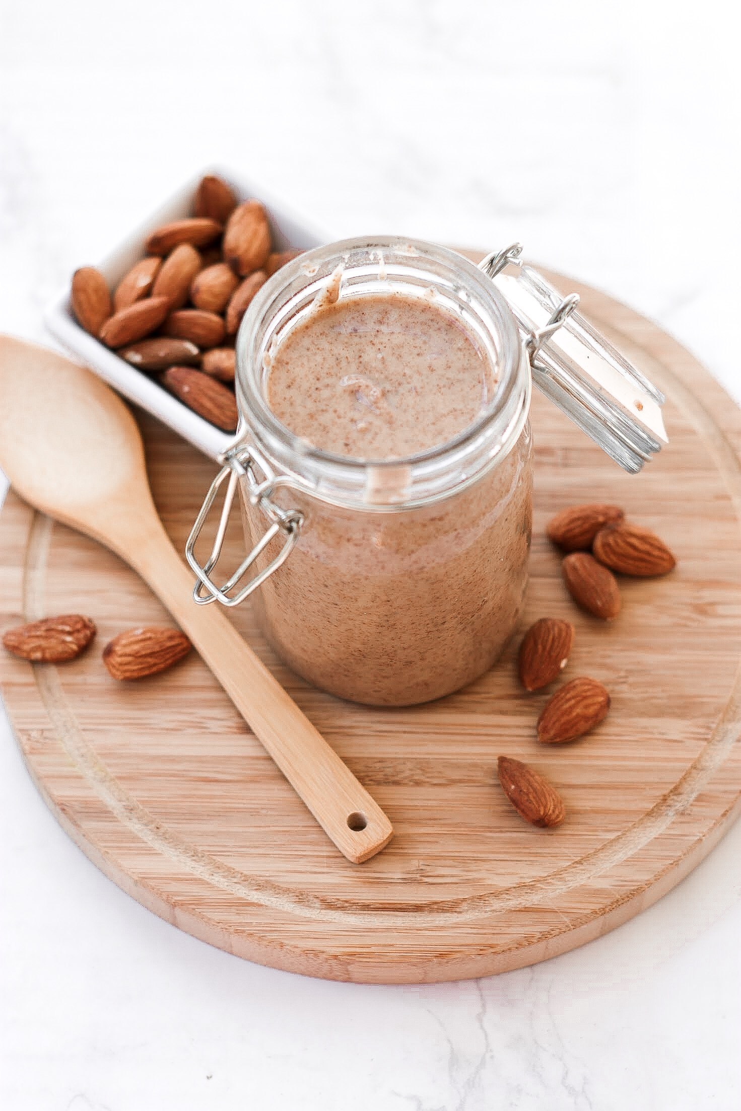 Recipe: How to Make Homemade Almond Butter