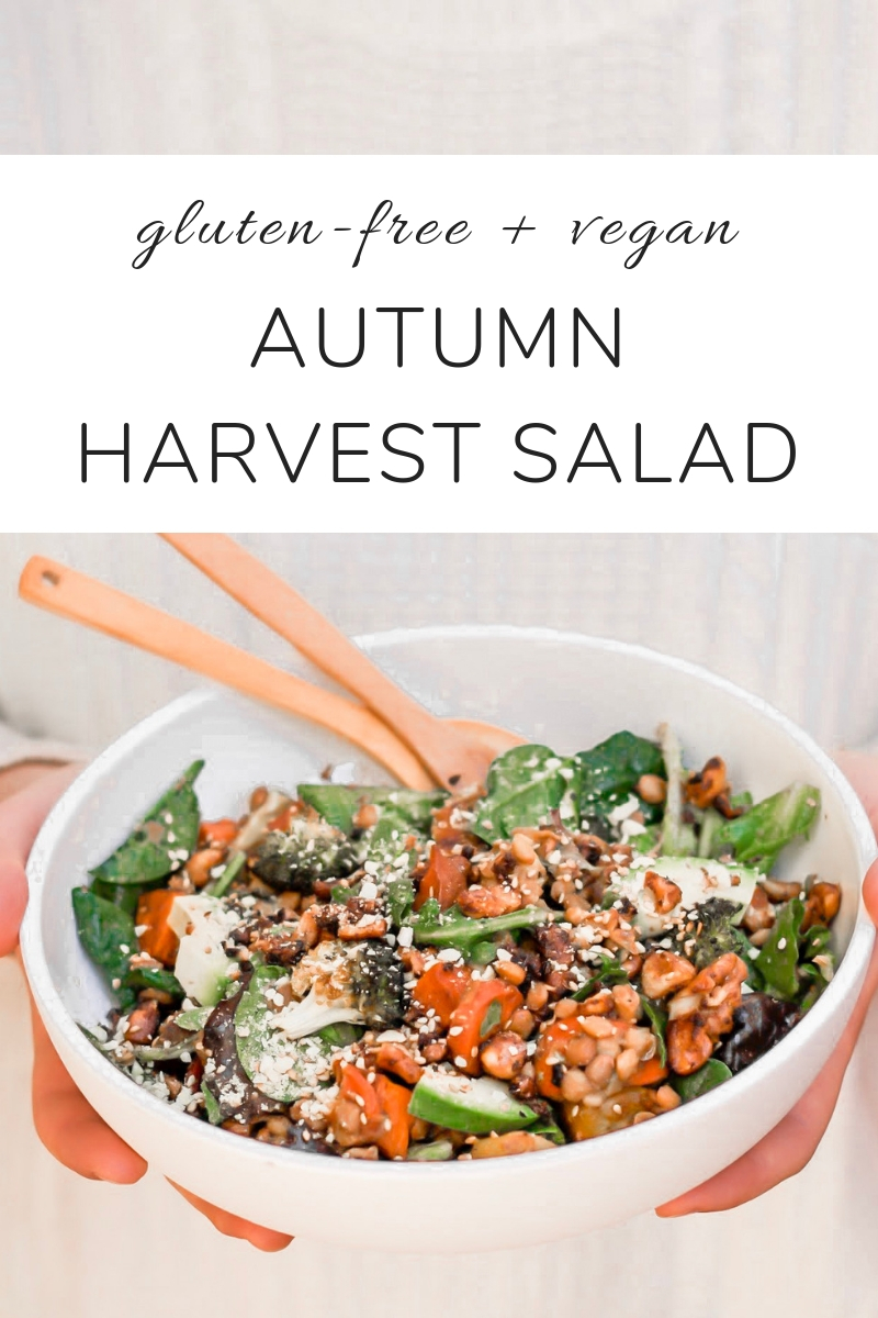 Autumn Harvest Salad Recipe
