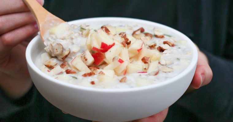 Recipe: Apple Beauty Bircher