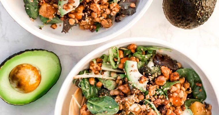 Recipe: Autumn Harvest Salad