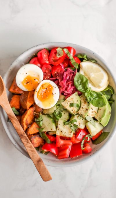 Recipe: The Rainbow Bowl
