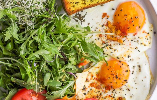 How to Make Sisley's Signature Savoury Breakfast