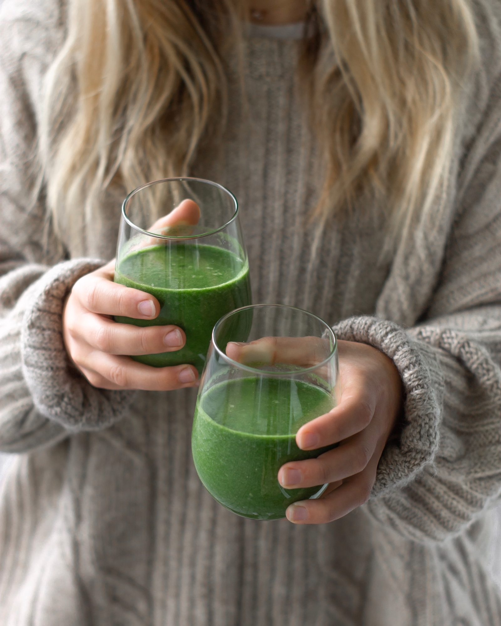 Recipe: Zesty Green Smoothie