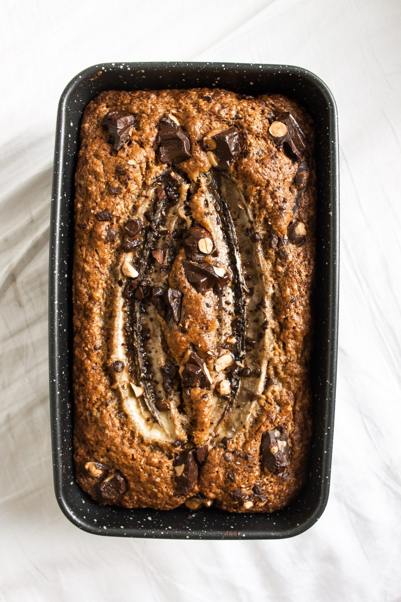 Recipe: Classic Vegan Chocolate Chip Banana Bread