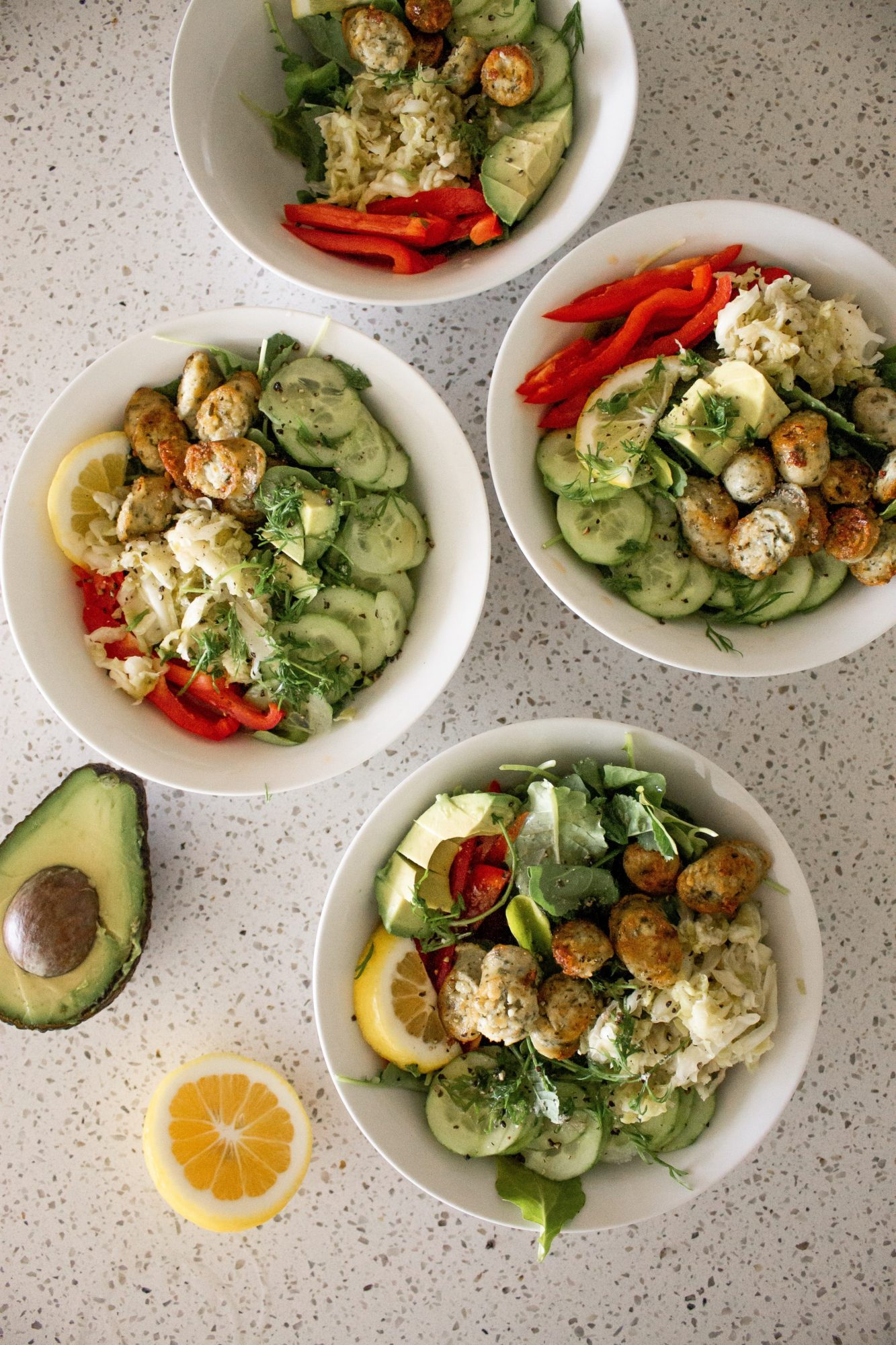 Recipe: Protein & Greens Power Bowl