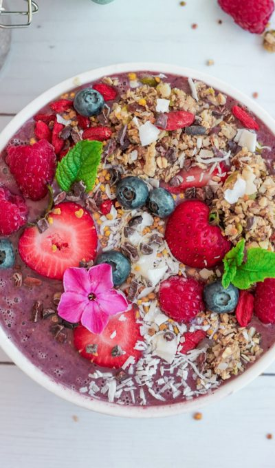 Easy Acai Bowl Recipe for Antioxidants