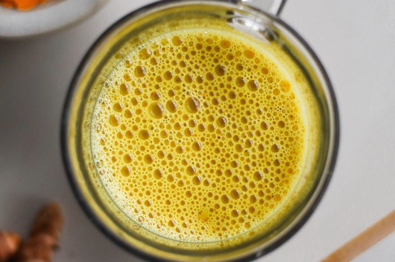 Turmeric Latte (Golden Mylk)