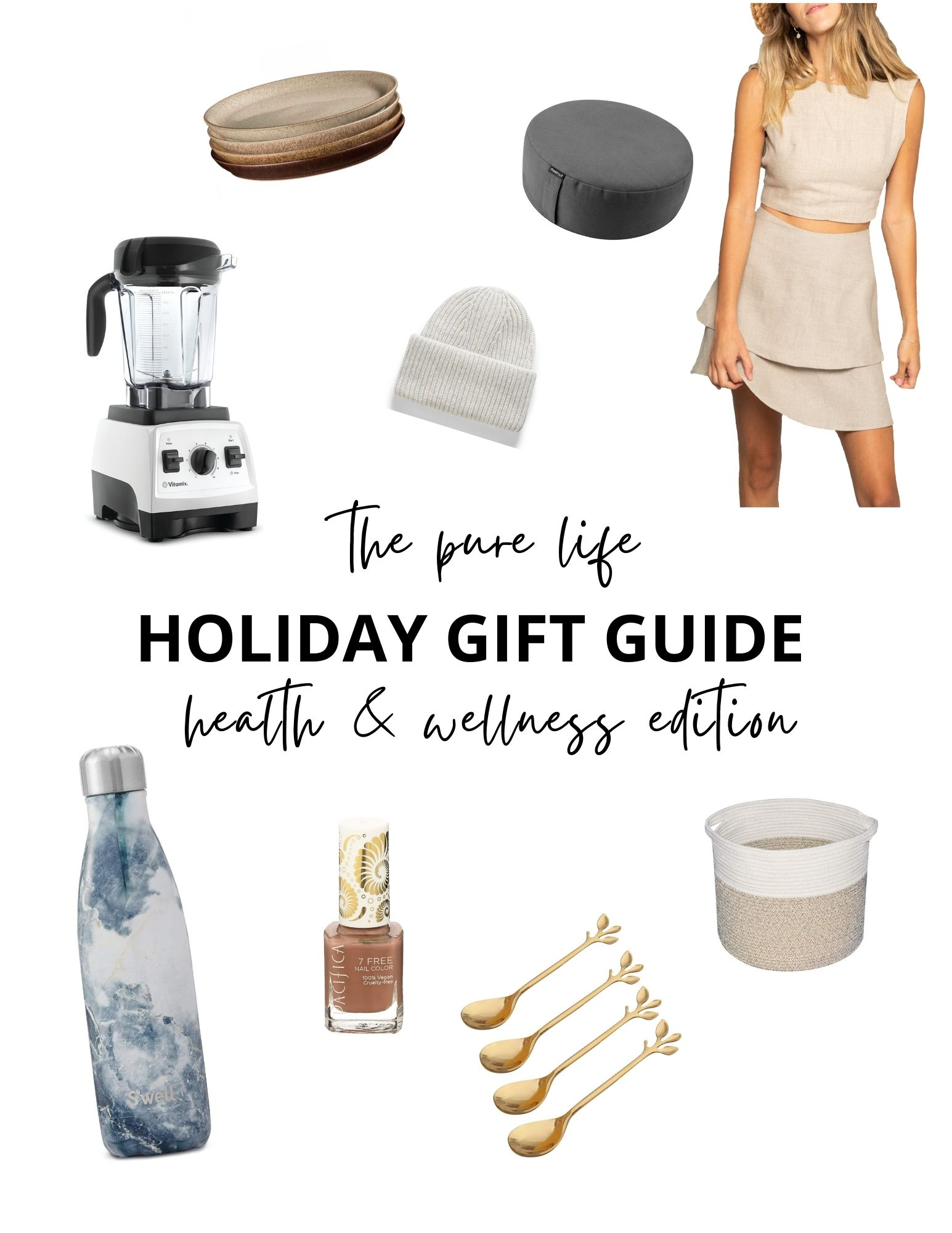 My 2020 Health & Wellness Holiday Gift Guide