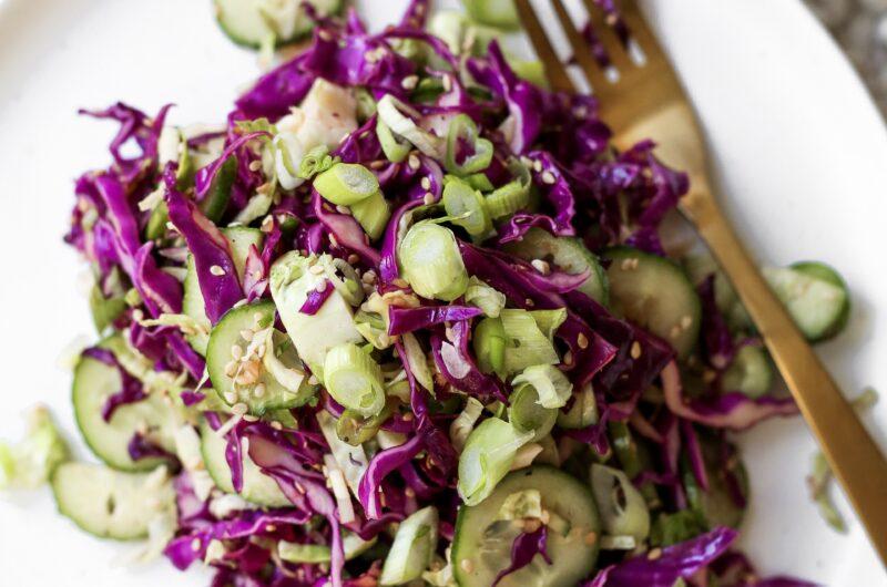 Asian Inspired Sesame Salad