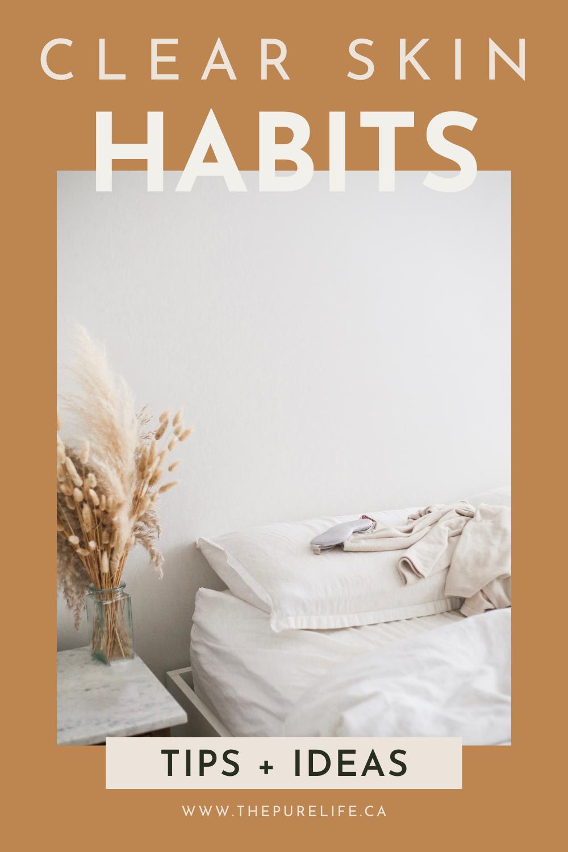 clear-skin-habits